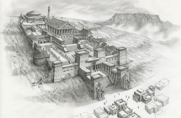 alexandrie-antique