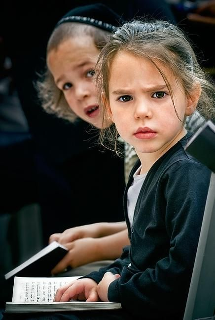 Enfants:Tefilah