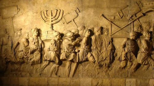 500px-Arch_of_Titus_Menorah